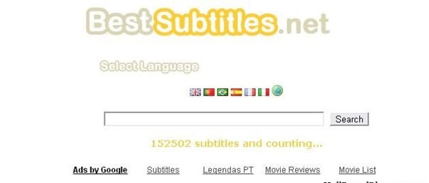 free subtitle downloads