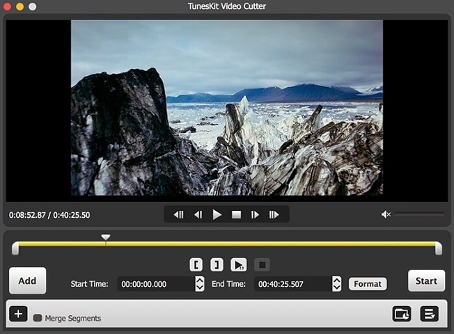 Free Video Cutter for Mac