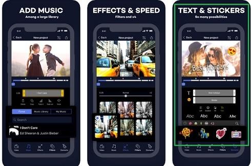 iphone emoji video app