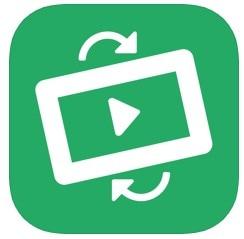 app um video zu spiegeln