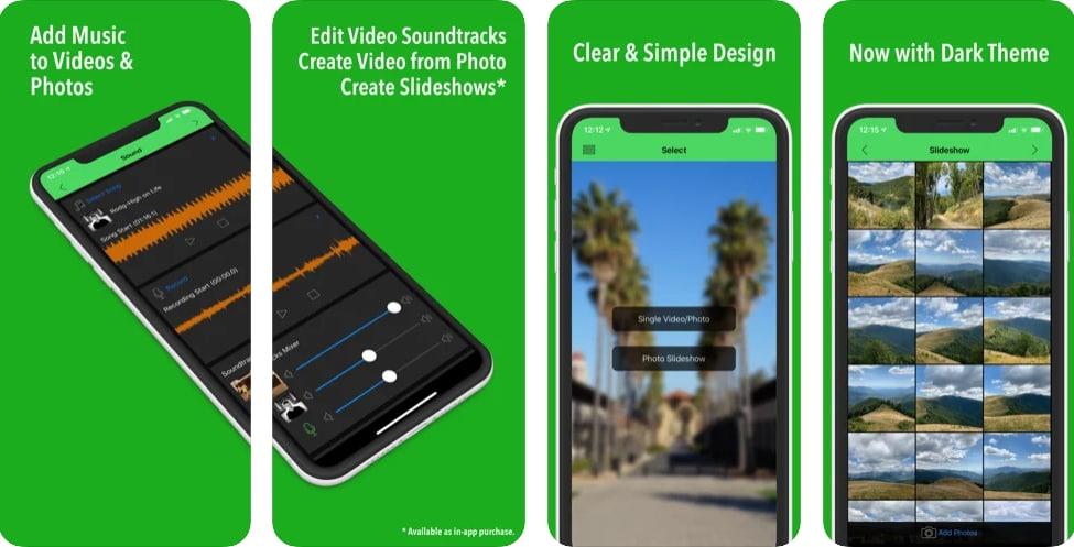 VideoSound for iOS
