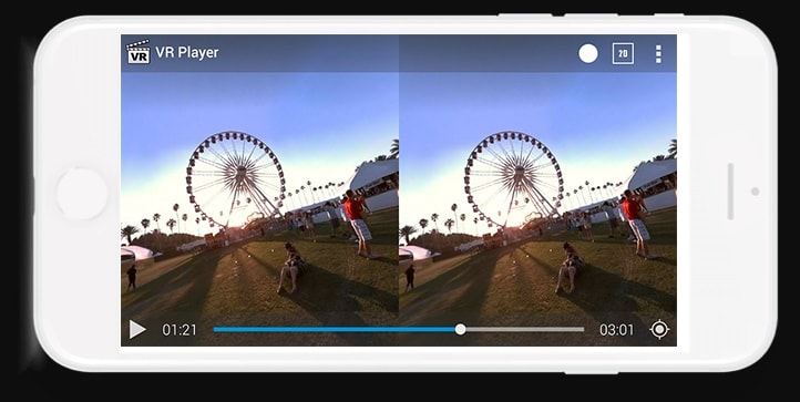 vr video player pc