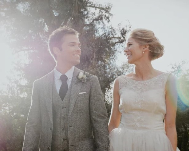 the wedding of london and nathan