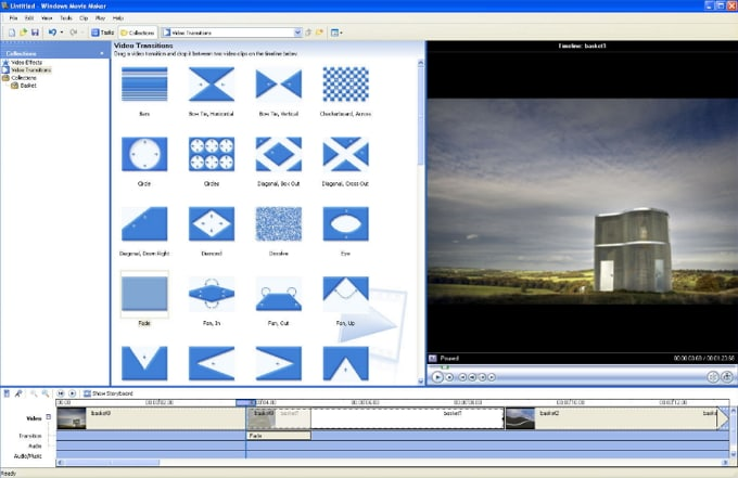 how to add background image in windows movie maker 2012