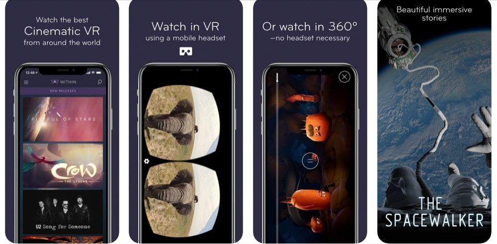 vr 3d apps
