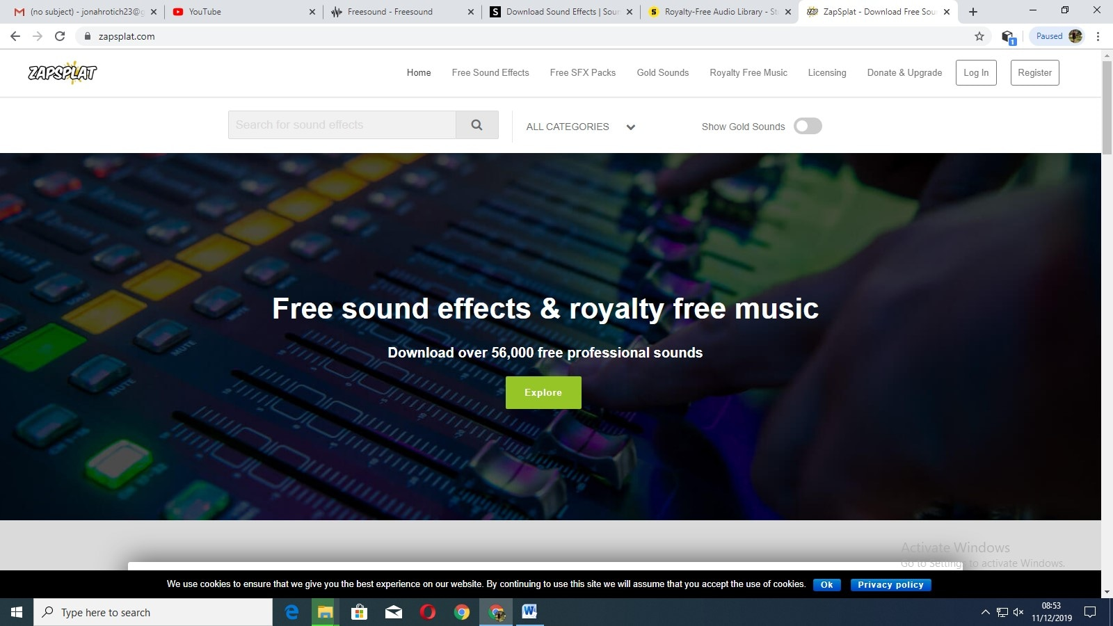 how to mix music online without audio editor