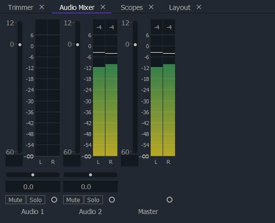 audio mixing tools