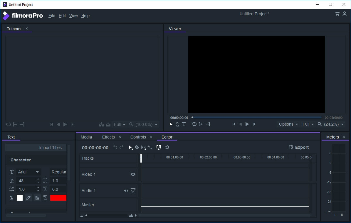 professional video editing software for drone footage