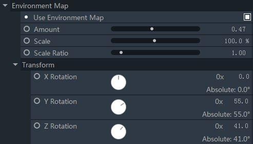 environment map pro