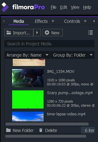 import media