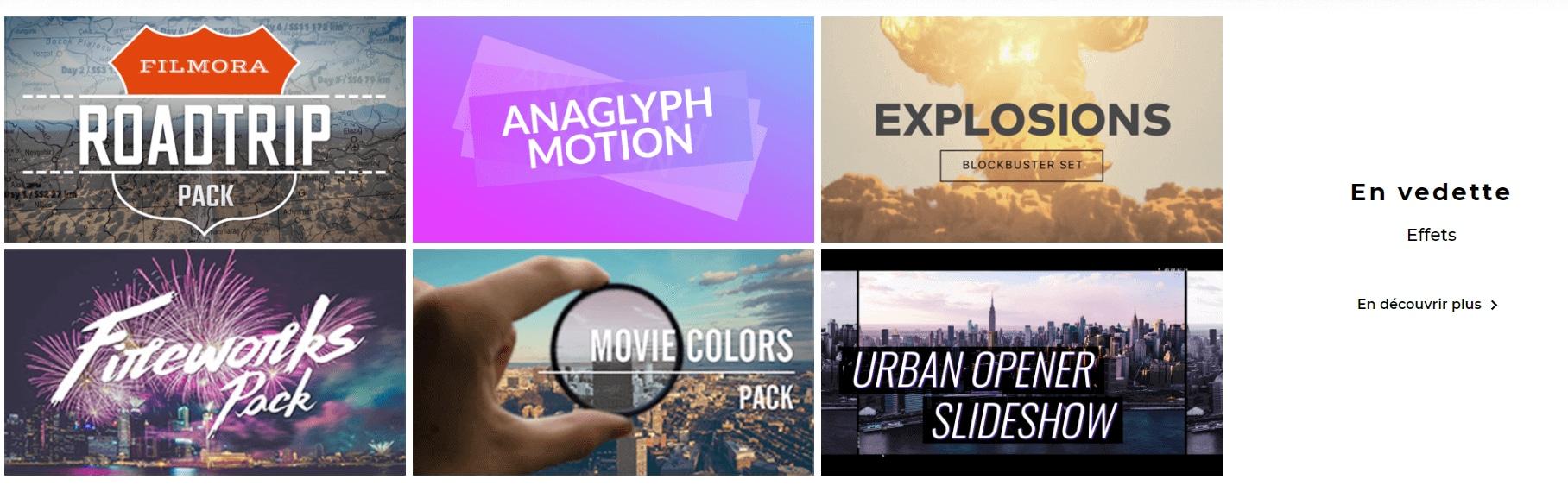 Top 5 des éditeurs vidéo gratuits en ligne avec des effets spéciaux