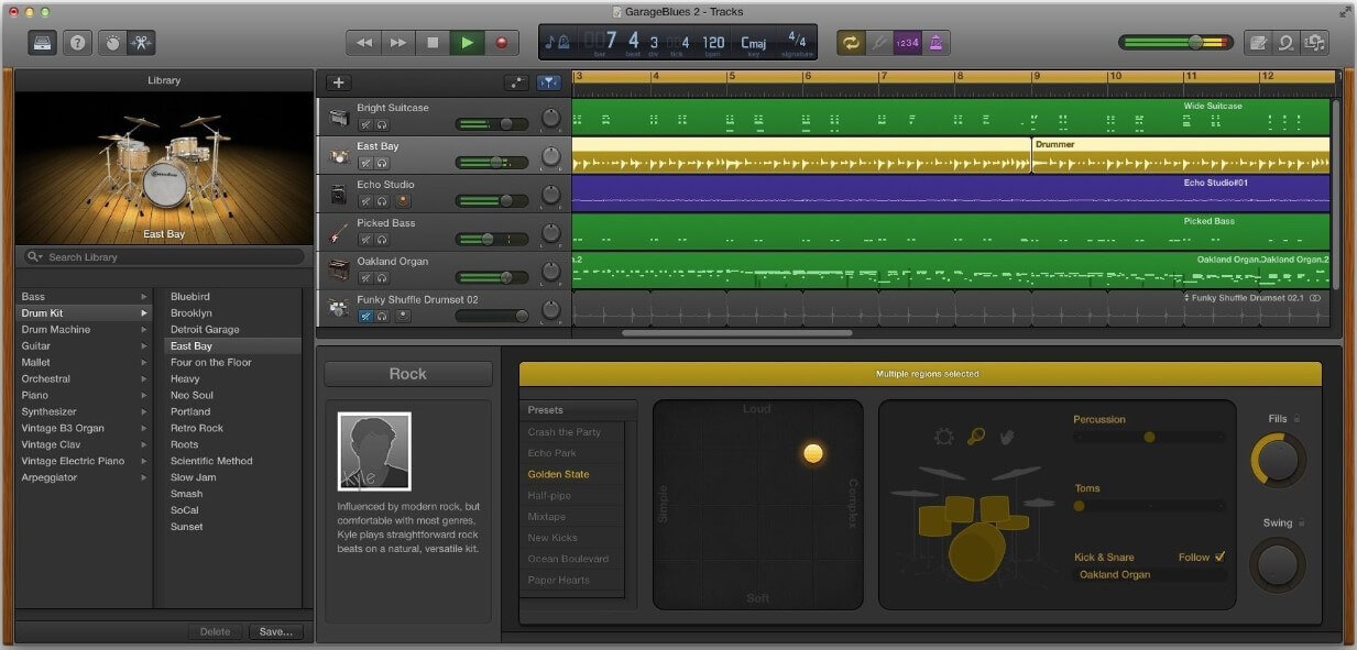 how to mix music using music mixer software