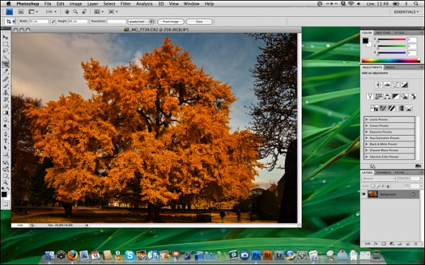 adobe photoshop on mac