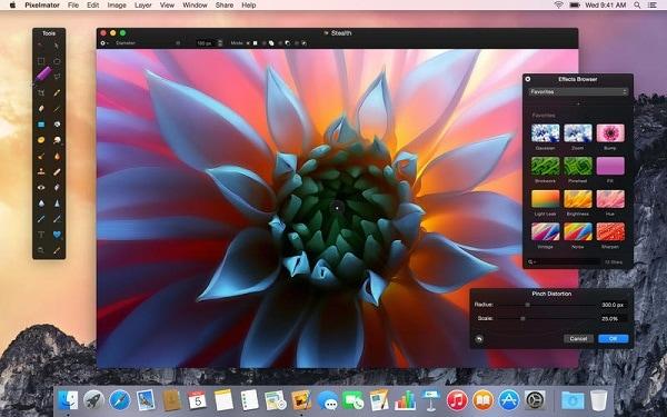 pixelmator remove background