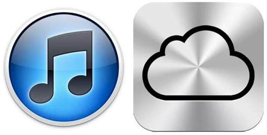 itunes music to icloud