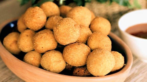 Tuna Ball
