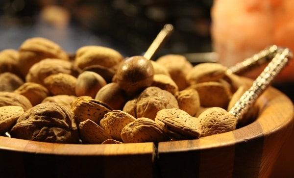 Festive Nut Bowl