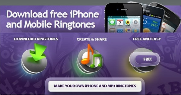 another popular name in the ringtone category free ringtones also offers great download for your iphone including free ringtones that will keep you merry