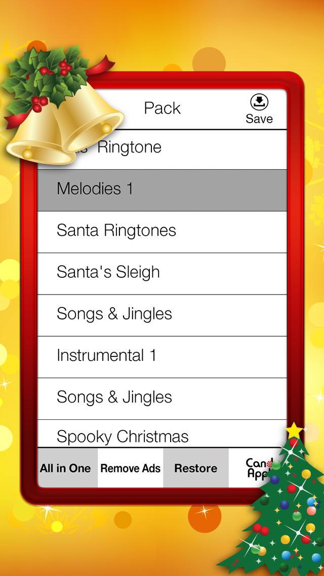 Christmas Carols & Ringtones Mania