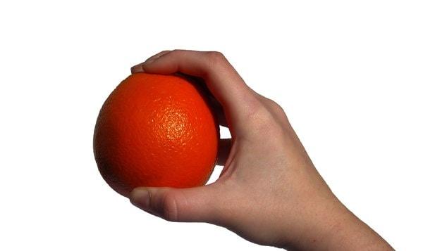Don't Touch My Orange