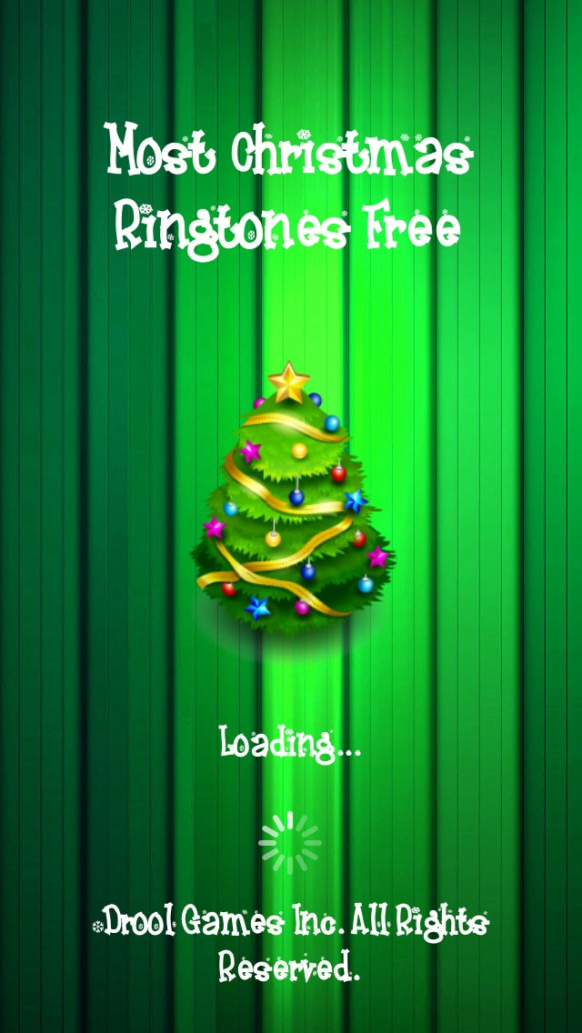 most christmas ringtones free