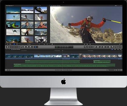 apple mac final cut pro