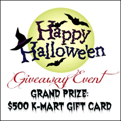 halloween giveaway ideas