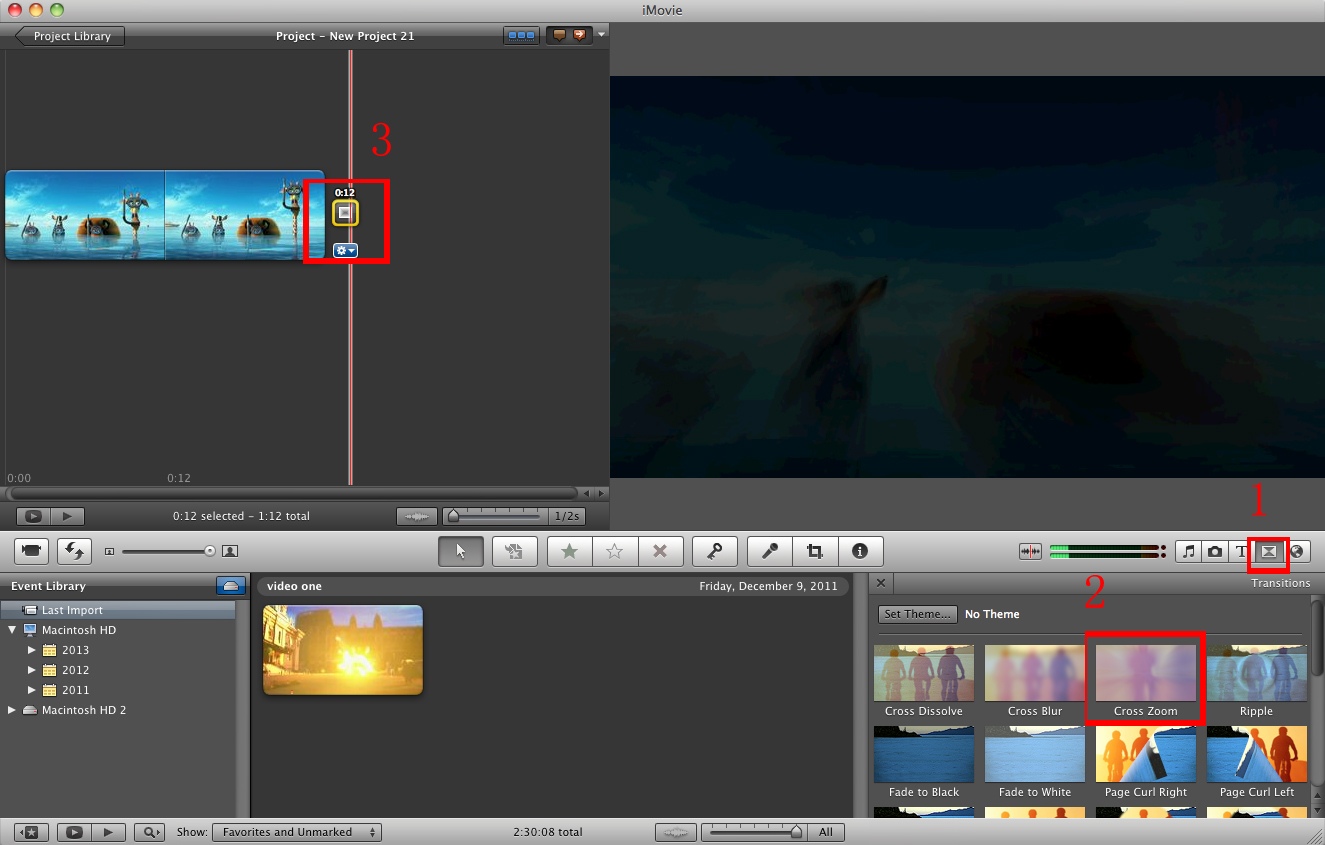 iMovie Fade In: How to Add Fade In iMovie