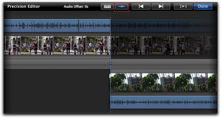 l'exportation de imovie
