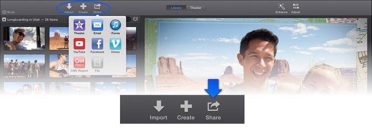 imovie for mac os x