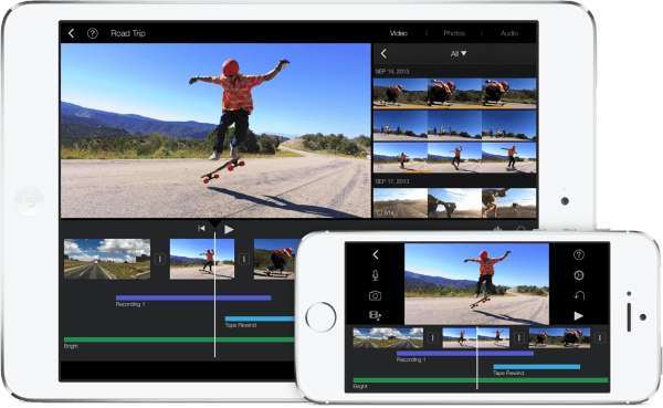 how to join mpeg files with iMovie
