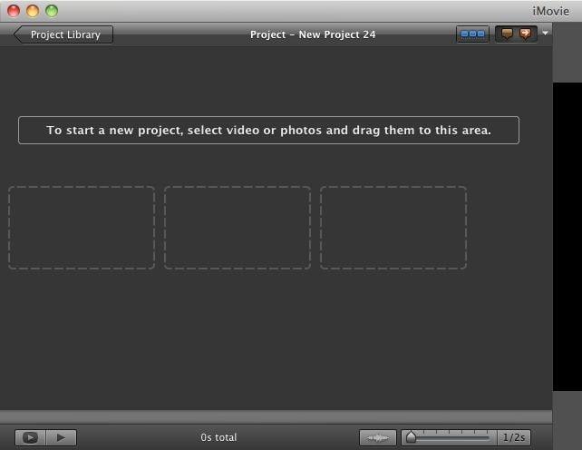 iMovie Tutorial for mac