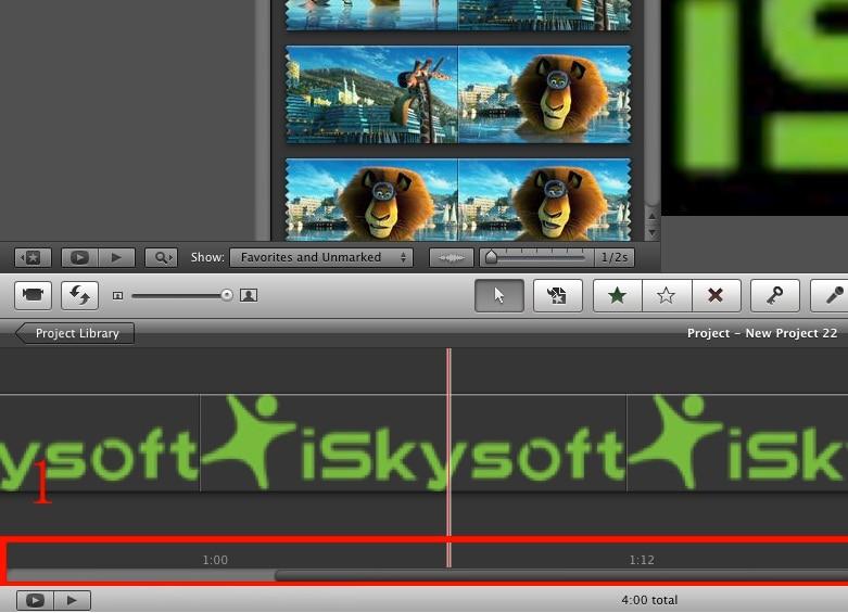 iMovie Tutorial for video editing