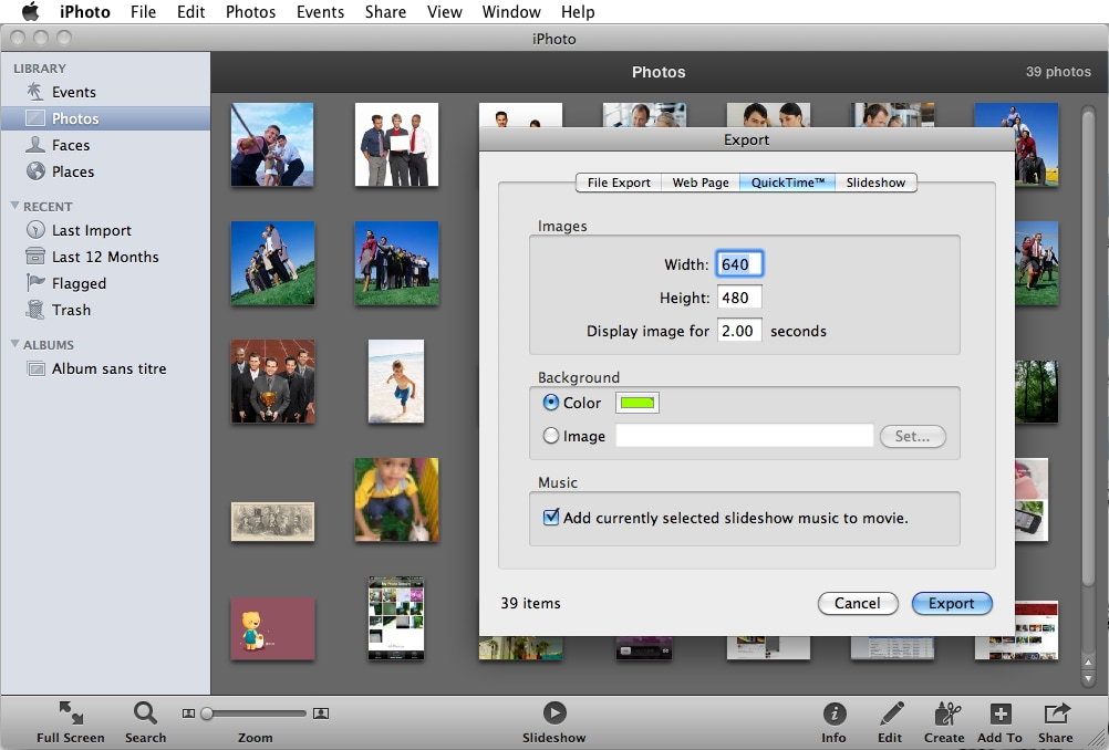 how to rotate videos with imovie