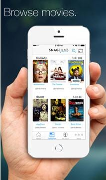 Top 5 Free iPhone Movie Apps for Watching Christmas Movies