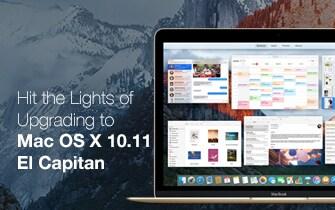 Mac OS X El Capitan Upgrade
