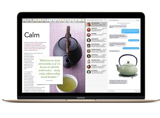 update to mac os x el capitan