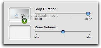 change idvd theme audio