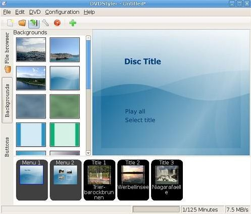 10 tips to download more free dvd menu templates
