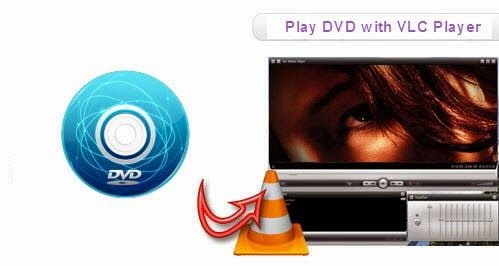 vlc player dvd menu