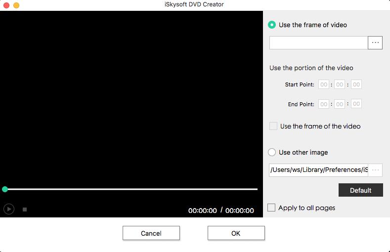 make dvd menu mac