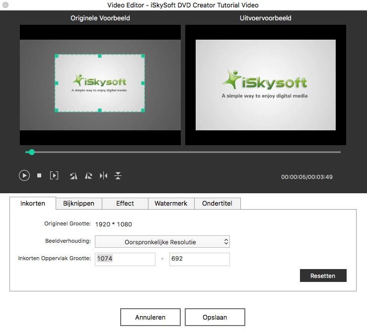 dvd creator voor mac