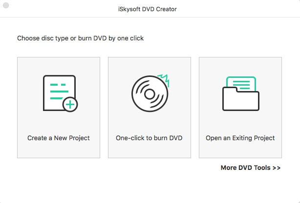 launch dvd burner mac