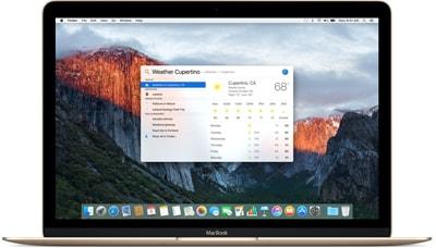 icloud save mac from os x 10.11