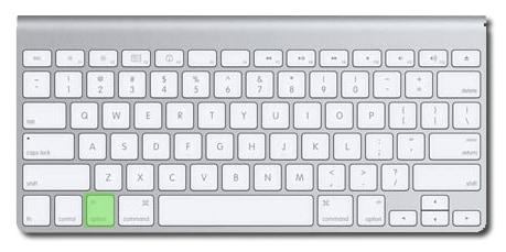 mac keyboard command symbols