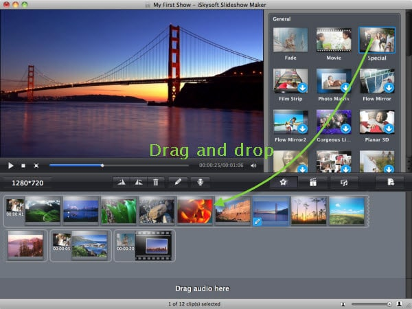 How to Convert Photo Slideshow to Video on Mac