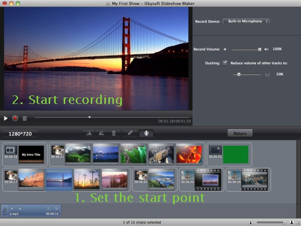 The Best Program to Make a Slideshow with Music