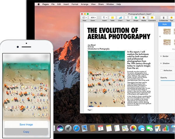 10 Excellent Changes of macOS Sierra Compared with Mac OS X 10.11 El Capitan