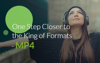 get everything about mp4 format