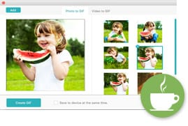 GIF Maker: Make GIF Images from Videos and Photos